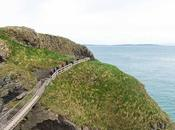 Carrick Rede Rope Bridge: come visitare ponte sospeso mare