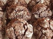 Biscotti Increspati (Crinkle) Cacao Vegan