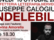 "Giovedì ottobre 2019 Brindisi Giuseppe Calogiuri presenta ""Indelebile"" Società Dante Alighieri"