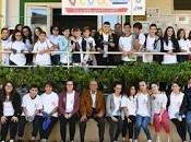 Comune istituto comprensivo insieme 'vendemmia scolastica' seconda tappa progetto 'dalla vite vino giovani campo'