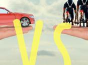 Bici auto: quando l'incrocio ring cielo aperto
