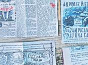 Piante infami: piante Dott. Cinderella L'albero Fiori tenebra racconto dell'americano Gustav Meyrink, Howard Lovecraft, Villiers L'Isle-Adam, Arthur Conan Doyle