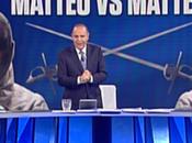 Renzi Salvini: litiganti gode Vespa