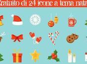gratuito icone tema natalizio