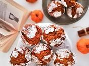"""Ricetta """"Crackle muffin alla zucca"""" facilissimi, leggeri perfetti Halloween!"""