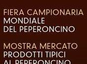 21/24 Luglio 2011, Rieti: Fiera Campionaria Internazionale Peperoncino Mostra Mercato Prodotti Tipici Peperoncino.