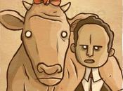 Costretto sposare mucca