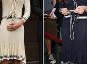 Kate Middleton copiato: Sarah Jessica Parker l'abito fregato