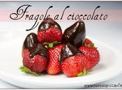 Fragole cioccolato piccante