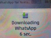 WhatsApp disponibile Symbian