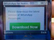 Whatsapp disponibile anche Symbian