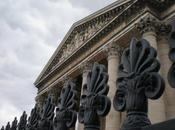 Panthéon l'interno vista