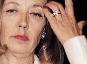 Eredità Oriana Fallaci sorella presenta esposto Procura firma testamento sarebbe falsa