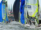 Open Europeans Helsinki 2011 Light shifty conditions test sailors race committees