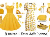 Come vestirsi alla festa della donna, outfit giallo