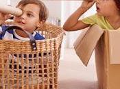 Cosa fare bambini chiusi casa