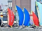 Olympic Sailing Classes European Championships Rain, wind close racing Helsinki!