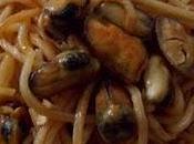 Noodles alle cozze