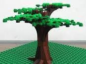 Lego: mattoncino foreste