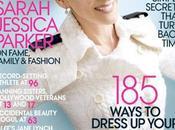 Sarah Jessica Parker Vogue agosto: bellissimo photoshoot Mario Testino