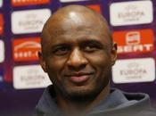 Patrick Vieira ritira calcio giocato, diventerà dirigente Manchester City