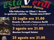 edizione Musica-Teatro-Danza parco Villa Pallavicino