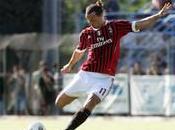 Amichevole: Milan-Solbiastese 12-0