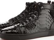 Love sneakers pitone Christian Louboutin