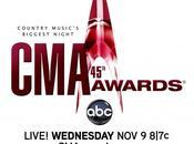 45esimi Awards: conducono ancora Brad Carrie