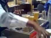 Come servire rapidamente birra