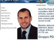 Pier Paolo Zaccai (Pdl),consigliere provinciale Roma ricoverato ospedale dopo festino coca trans