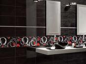 Vogue Sassi Imola Ceramiche... tocco glamour geometrie dinamiche