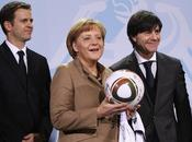 "Germania-Argentina: 4-0. Angela Merchel: sogno!""."