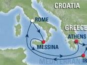 crociera mediterraneo orientale.