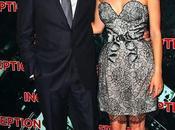 Leonardo DiCaprio Marion Cotillard alla Premiere Inception Parigi