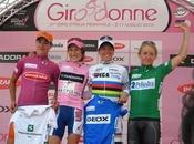 Giro-Donne 2010; classifiche.