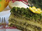 Torta pistacchio crema limoncello