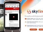 SkyFire Android: download versione