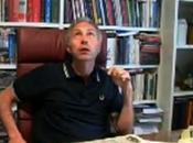 terremoto sorprende diretta Marco Travaglio: squaglio
