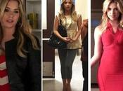 Pretty Little Liars 2×05 'The Devil Know': Hanna's outfits