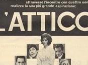 (1963) locandina L'ATTICO (italia)