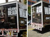 Walking Dead: pubblicità Zombie Comic 2011