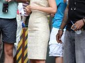 Gossip Girl Blair Waldorf white dress