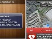 Un'app salvare vita