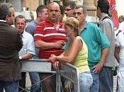 Napoli Rifiuti, aspetta Ministro all'ambiente Stefania Prestigiacomo (28.07.11)