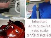 """Laboratori """"pArtigianato"""" Villa Petriolo, vino shopping"""