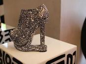 Nicholas Kirkwood ispirato Keith Haring