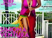 Simona Ventura difende Vanity Fair Agosto 2011