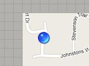 Visualizzare velocità tachimetro Google Maps iPhone Speed