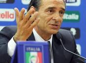 Vigilia Italia-Spagna,parla Prandelli